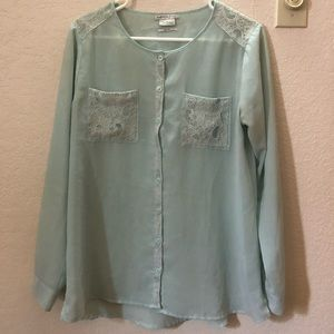 Work blouse